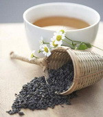 Зелёный классический чай