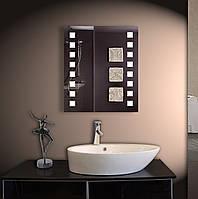Зеркало LED ver-3025 600х700 мм