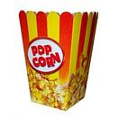 Коробочка для попкорна 1.5 л. (красно-жёлтая), фото 2
