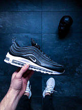 Мужские кроссовки Nike Air Max 97 Black White, фото 3