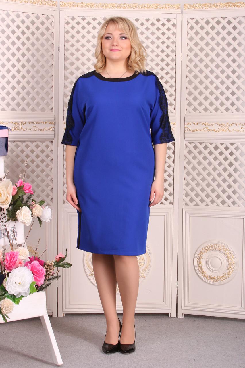 Платье Selta 719 размеры 50, 52, 54, 56