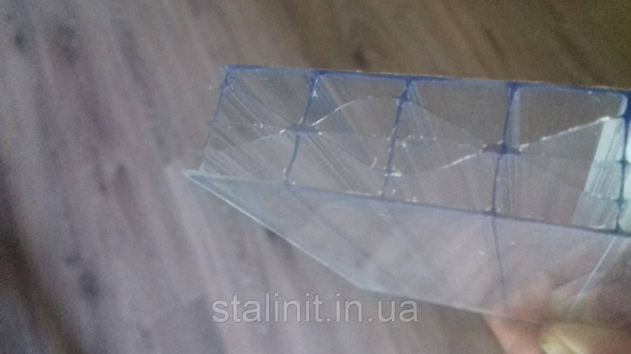 Поликарбонатные панели Polygal Титан Скай 10 мм