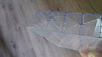 Поликарбонатные панели Polygal Титан Скай 10 мм, фото 1