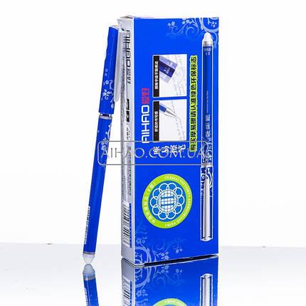 Ручка гелевая AIHAO Erasable Пишет-Стирает 0,5мм пишет синим AH47200, фото 2