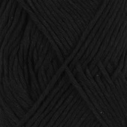 Drops Cotton Light, цвет Black (20)