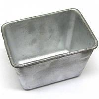 """Форма для выпечки хлеба """"Бородинский"""" алюминиевая 450 грамм"""