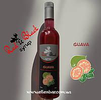Сироп Гуава TM Red&Black