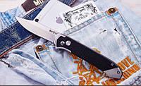 Нож выкидной Смит, с качественной стали и клипсой