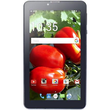 "✸Планшет 7"" LESKO Call 1/16GB игровой 2SIM 4 ядра Android 6 IPS экран GPS навигация аккумулятор 3000mAh, фото 2"