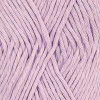Летняя пряжа Drops Cotton Light, цвет Light Lilac (25) 496