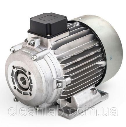 Електромотор MEC 100  4kwt-400v Mazzoni, фото 2