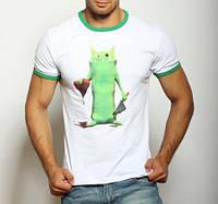 Мужские футболки оптом от производителя – самая лучшая экономия Вашего бюджета! «Мир Опта» предлагает выгодное сотрудничество!
