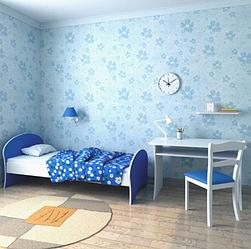 Кровать подростковая Китти 80х190