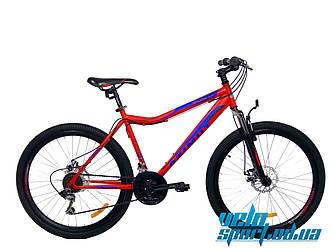 Горный велосипед Azimut Voltage 26 D+
