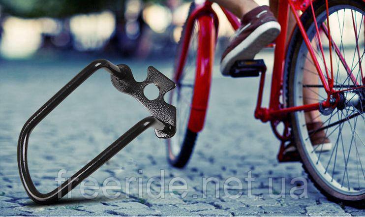 Велосипедная защита (перекидки) заднего переключателя скоростей, малая