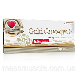 Рыбий жир Olimp Gold Omega 3 65% 60 caps