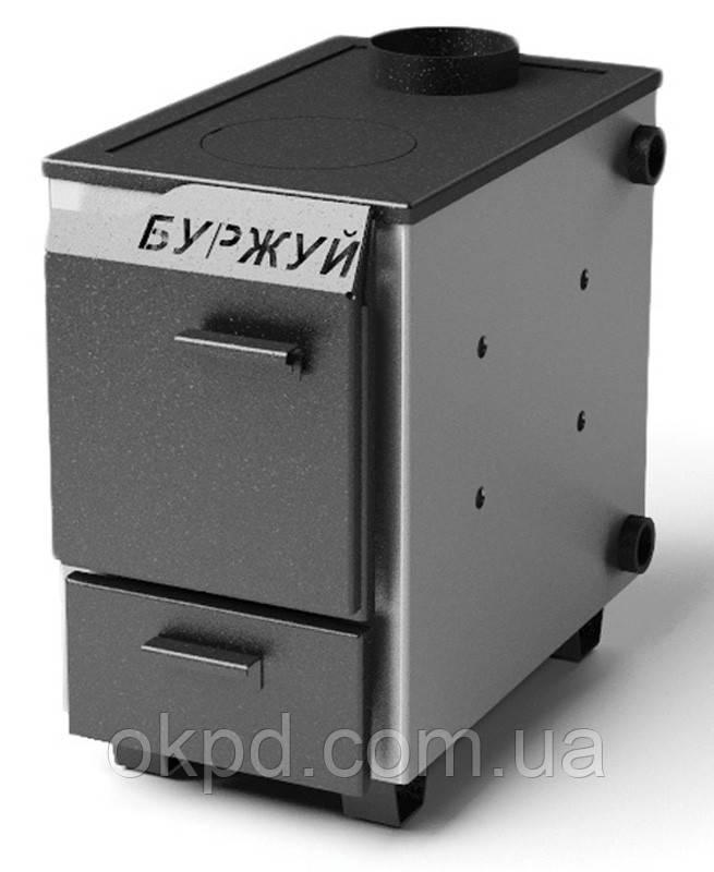 Печь - котел Буржуй КП-10 кВт