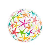 Надувной мяч Intex 59050 для игры на воде, 61 см , фото 1