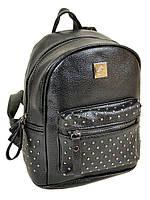 Рюкзак Городской иск-кожа ALEX RAI  1702-1  black.Купить  оптом и в розницу со склада  в Одессе 7 км