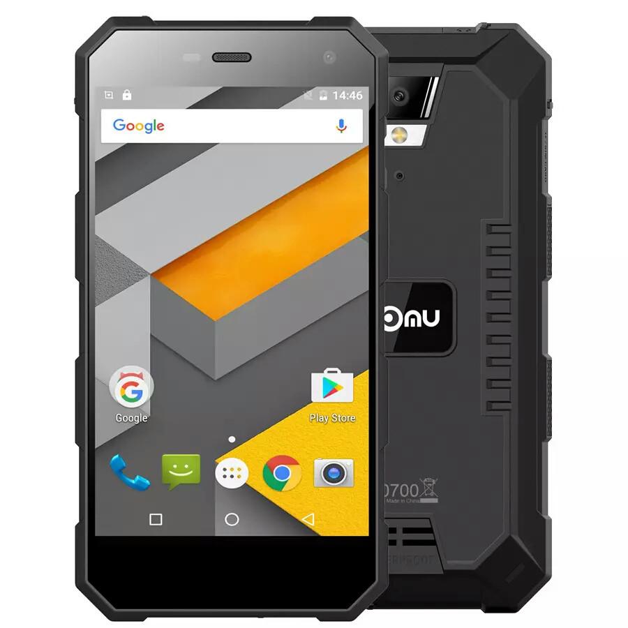 Смартфон Nomu S10 Black 2+16Gb /8+5Mp /Gorilla Glass4 /5000 mAh IP68