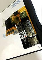 Модуль (дисплей+сенсор) для Sony E5603, E5606, E5633, E5653, E5663 Xperia M5 Dual білий, фото 3