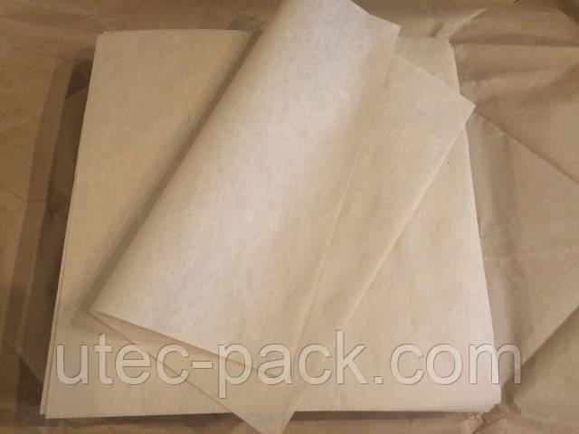 Підпергамент для упаковки, порізка на формат 280мм*375мм