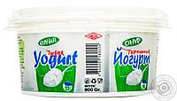 Йогурт Турецкий ТМ Онур 900 г. (Turkish Yogurt)