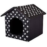 Домик для собаки R4  60x55x60см HOBBYDOG, фото 1
