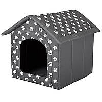 Домик для собаки R4  60x55x60см HOBBYDOG