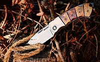 Нож складной Скорпион, с массивным и нержавеющим клинком