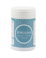 Спирулина 1000 таблеток ,250 мг