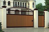 Зсувні ворота DoorHan 3000 х 2200, фото 1