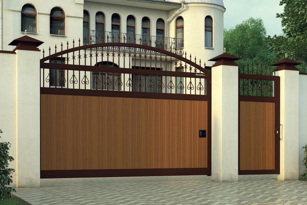 Зсувні ворота DoorHan 3000 х 2200
