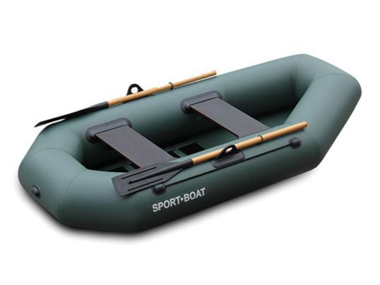 Надувная гребная лодка Sport-Boat Cayman C 230 S