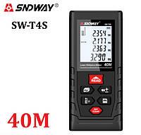 Лазерная рулетка SNDWAY SW-T4S (40м)