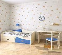 Кровать подростковаяРадуга 70х140