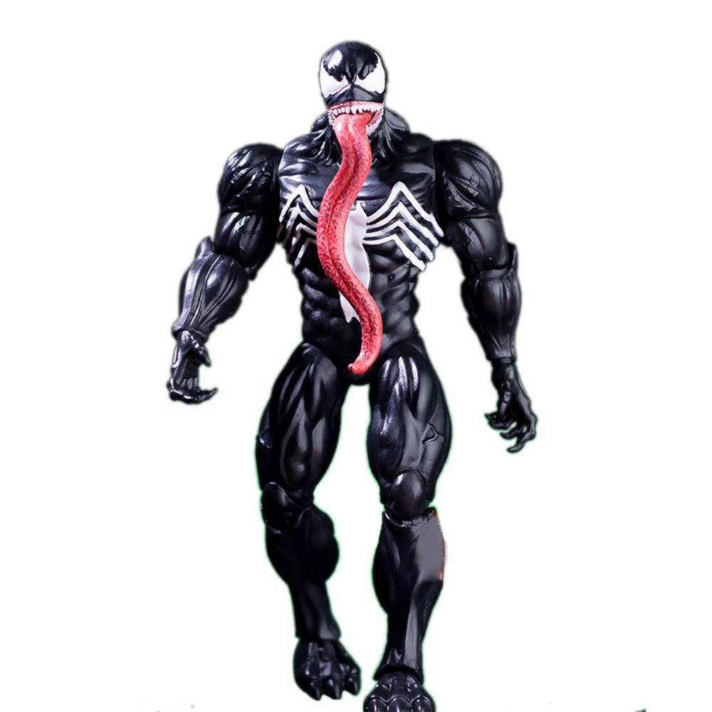 Фигурка Венома 18 см - Venom, Spider-Man, Marvel, 14+
