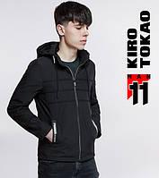 11 Kiro Tokao | Японская ветровка весенне-осенняя 2052 черная