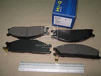 Тормозные колодки  NISSAN TERRANO, VANETTE -95 передн. (пр-во SANGSIN) SP1140