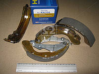 Тормозные колодки  барабан. CHEVROLET AVEO/AVEO II R13 задней (пр-во SANGSIN) SA129