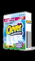 Стиральный порошок Clever Gardinen для занавесок и белых вещей 400 г