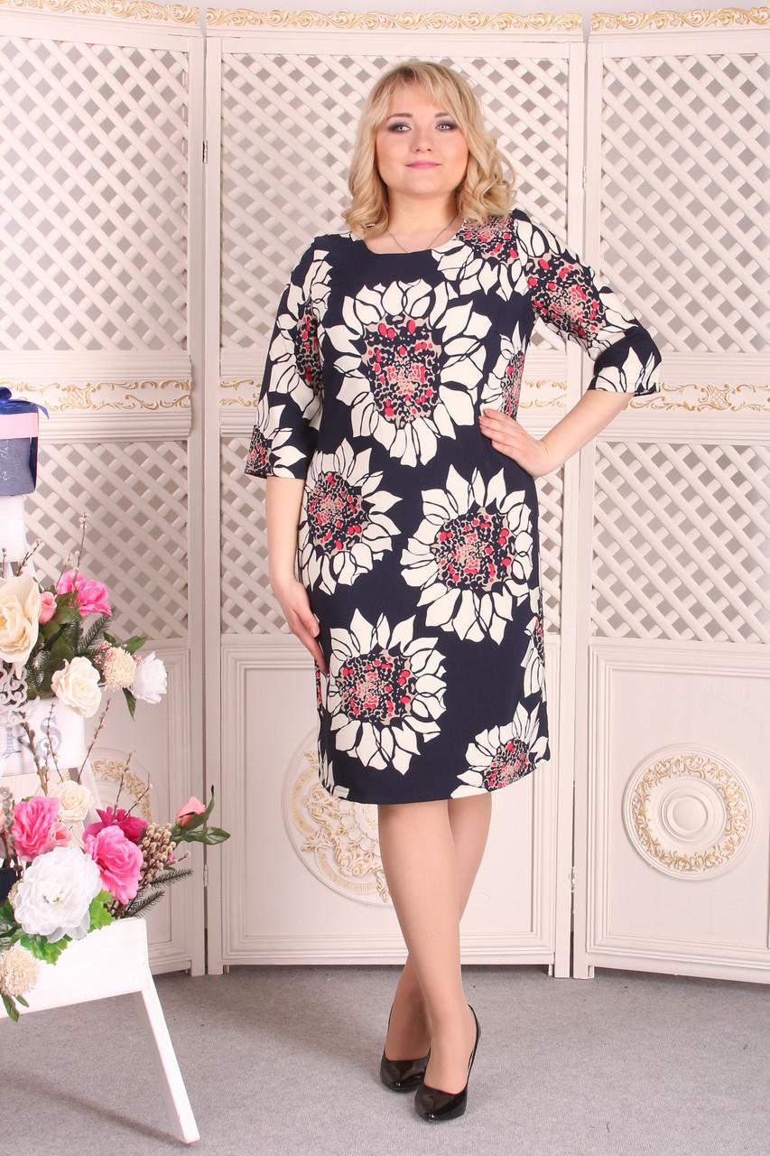 Платье Selta 721 размеры 50, 52, 54, 56