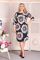 Платье Selta 721 размеры 50, 52, 54, 56, фото 1