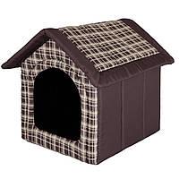 Домик для собаки или кота R2  HOBBYDOG 44х38х45 см, фото 1
