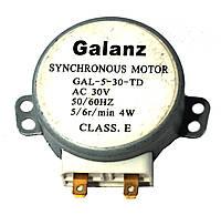 Двигатель поддона для микроволновки GAL-5-30-TD