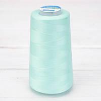 Нитки швейні 50/2 (5000Y) м'ятний колір