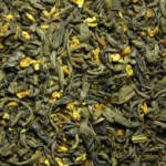 """Зелений чай """"Зелений з османтусом"""""""