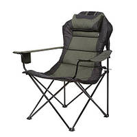 "Рыбацкое кресло ""Мастер карп"" d16 мм (зеленый Меланж)"