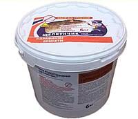 Щелкунчик брикеты 6кг от крыс и мышей оригинал