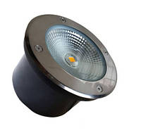 Грунтовый тротуарный светодиодный светильник Ecolend 50W AC65-265V